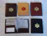Medical Alert Wallets, Wide Hipster wallet, choose from 4 colors